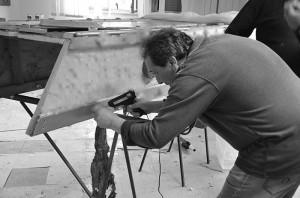 San Biagio Platani, Archi di Pasqua 2014 Signurara: Sutt'arcu, N'capu arcu, e...