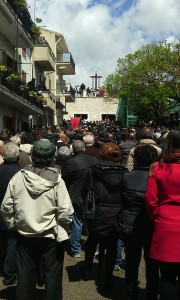San Biagio Platani: Venerdì Santo, tra processioni e Archi in evoluzione