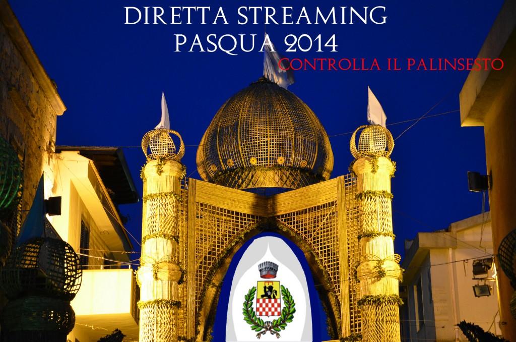 San Biagio Platani: domenica 27 aprile Archi di Pasqua in diretta streaming