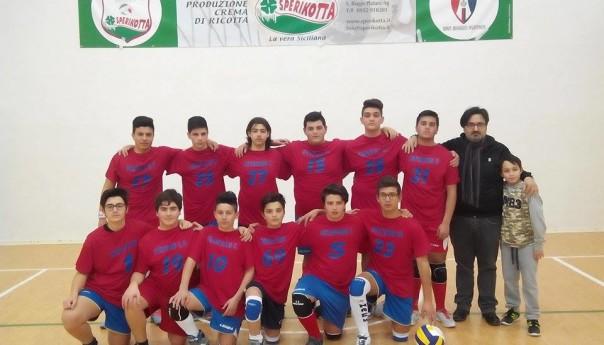 Volley San Biagio Platani: La Polisportiva under 16 supera 3-1 il Santa Elisabetta in amichevole