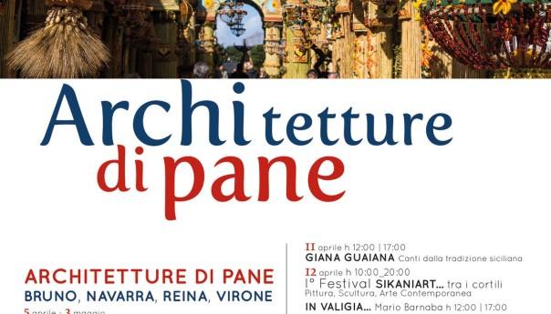 Archi di Pasqua 2015: Architetture di pane tra arte, cultura, gastronomia musica ed eventi.