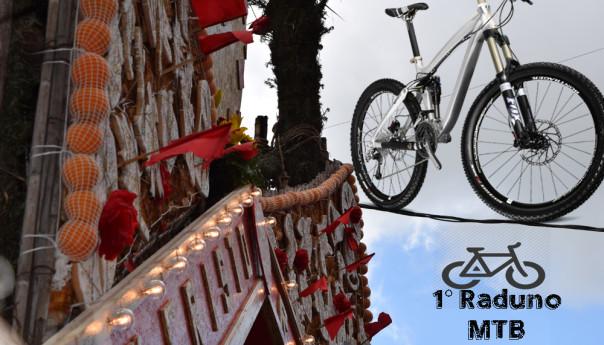 Archi di Pasqua 2015: 1° Raduno di Mountain bike a San Biagio Platani