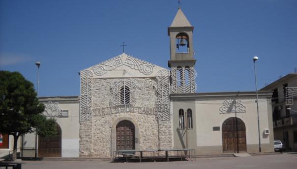 San Biagio Platani: Inaugurazione Chiesa del Carmine