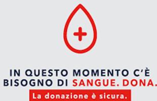 EMERGENZA SANGUE DOMENICA 22 MARZO DONAZIONE