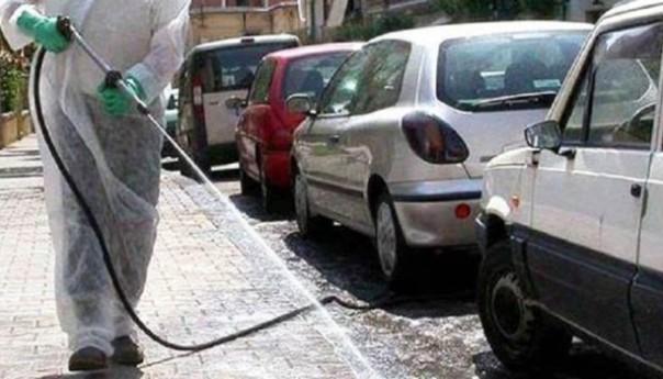 I sambiagesi chiedono a gran voce un'ulteriore sanificazione delle strade